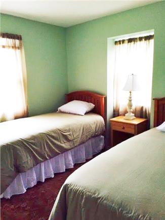 Edgartown Martha's Vineyard vacation rental - Second upstairs guest room with 2 singles