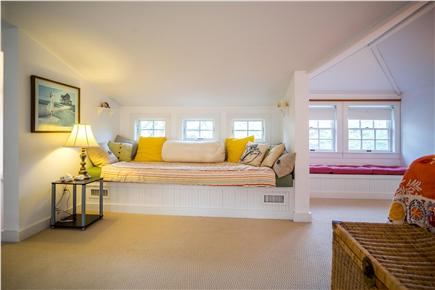 Oak Bluffs Martha's Vineyard vacation rental - Long and wide window seat/ room to sleep on or just relax