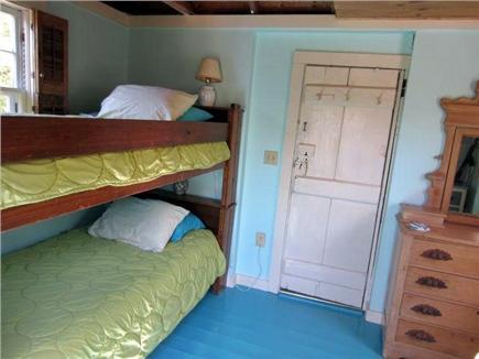 Edgartown Martha's Vineyard vacation rental - Bunk room