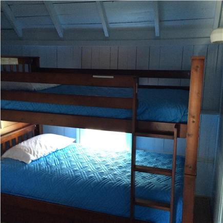 Oak Bluffs, Copeland Historic District Martha's Vineyard vacation rental - Box Car Bunk Room. Great for kids!