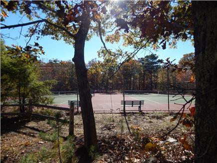 Oak Bluffs Martha's Vineyard vacation rental - Association Tennis Courts