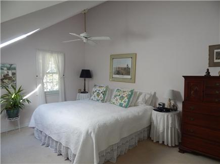 Oak Bluffs Martha's Vineyard vacation rental - Master Bedroom with King Bed and Private Bath