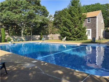 West Tisbury Martha's Vineyard vacation rental - Pool available for renters use