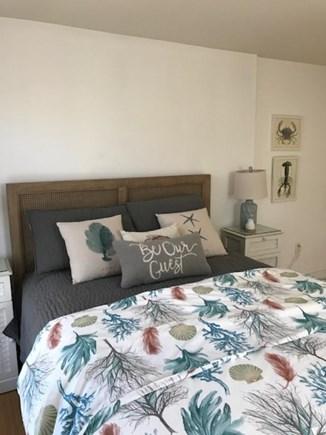 West Tisbury Martha's Vineyard vacation rental - First floor bedroom with queen bed