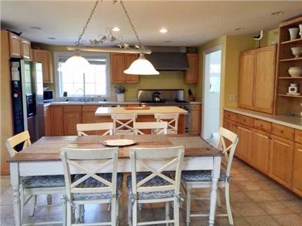 West Tisbury Martha's Vineyard vacation rental - Commercial grade appliances in spacious kitchen