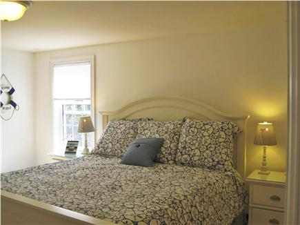 West Tisbury Martha's Vineyard vacation rental - Sunny Master Bedroom with King Bed, Temperpedic like mattress