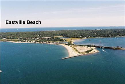 Oak Bluffs Martha's Vineyard vacation rental - Eastville Beach 1 mile