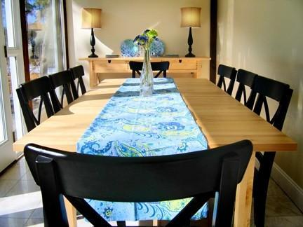 Edgartown Martha's Vineyard vacation rental - Dining room