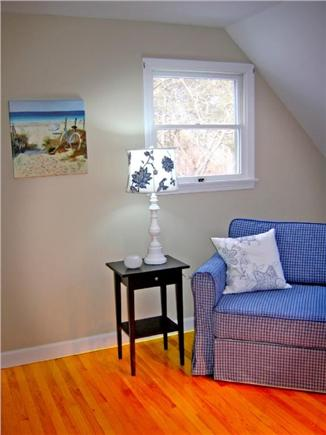 Edgartown Martha's Vineyard vacation rental - Upstairs study
