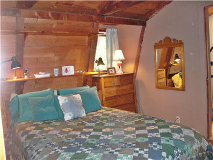 Chilmark Martha's Vineyard vacation rental - 2nd Bedroom Queen Bed