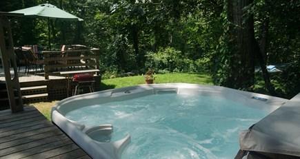 Chilmark Martha's Vineyard vacation rental - Hot Tub