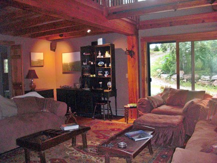 Chilmark Martha's Vineyard vacation rental - Studio - L.R.