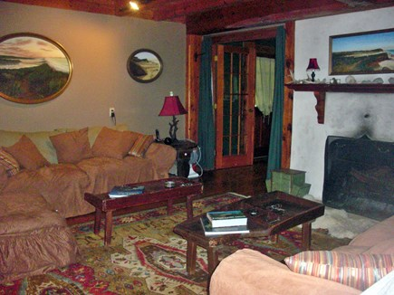 Chilmark Martha's Vineyard vacation rental - Studio - L.R.