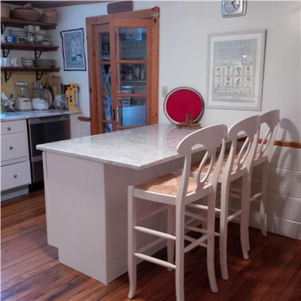 Oak Bluffs, East Chop Martha's Vineyard vacation rental - Eat-in kitchen