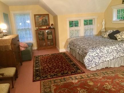 West Tisbury Martha's Vineyard vacation rental - Master Bedroom with Full Bath
