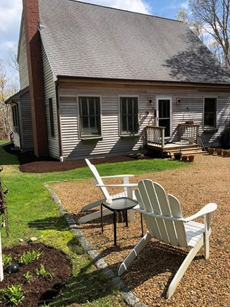 Edgartown Martha's Vineyard vacation rental - Front of House.