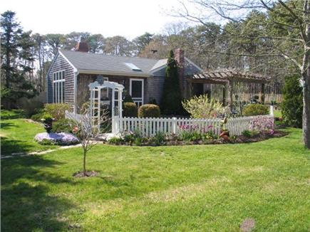 Edgartown Martha's Vineyard vacation rental - Located on 1/2  acre, 1 mile to town on bike path across MGlory