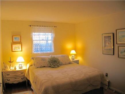 Edgartown Martha's Vineyard vacation rental - Second bedroom has queen bed