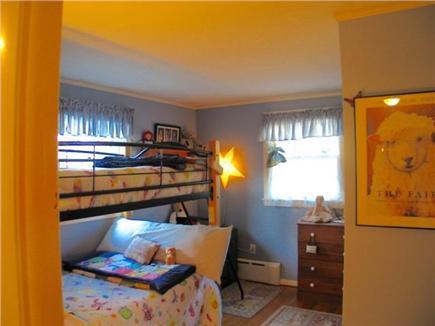 Edgartown Martha's Vineyard vacation rental - Third bedroom has bunk beds plus extra single mattress