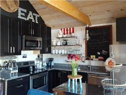 Vineyard Haven, Tisbury Martha's Vineyard vacation rental - Chefs Kitchen