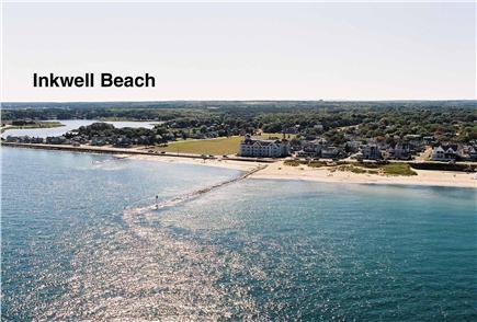 Oak Bluffs Martha's Vineyard vacation rental - Ink Well Beach 1/2 mile