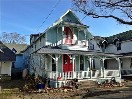Oak Bluffs Martha's Vineyard vacation rental - Exterior View
