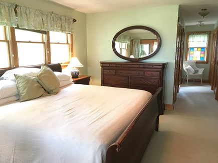 Oak Bluffs, East Chop Martha's Vineyard vacation rental - Spacious Master bedroom, first floor