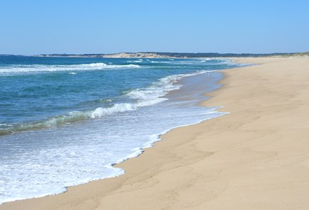 Chilmark Martha's Vineyard vacation rental - Your private Atlantic Ocean beach is just 1/2 mile from your door