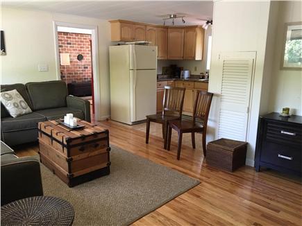 Oak Bluffs Martha's Vineyard vacation rental - Living Room/Kitchen
