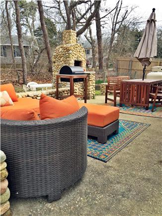 Oak Bluffs Martha's Vineyard vacation rental - Patio