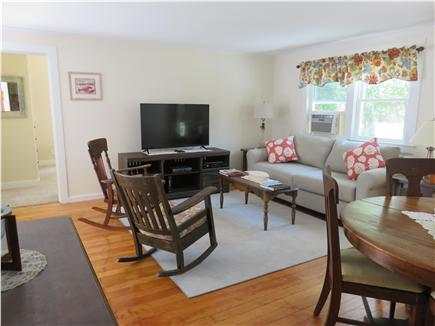 Oak Bluffs, Oak  Bluffs Martha's Vineyard vacation rental - Comfortable living area, open floor plan to kitchen and dining