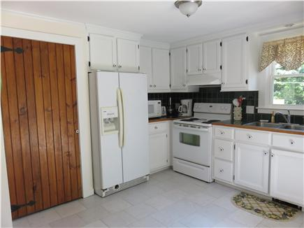 Oak Bluffs, Oak  Bluffs Martha's Vineyard vacation rental - Beautiful sunny kitchen with pantry, fully stocked for you