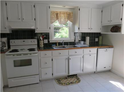 Oak Bluffs, Oak  Bluffs Martha's Vineyard vacation rental - Spotless kitchen, full counter space, open to living and dining