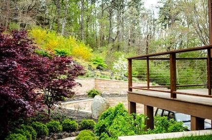 Oak Bluffs, Barnes Road Martha's Vineyard vacation rental - View from Suite 2 Bedroom 1