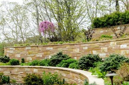 Oak Bluffs Martha's Vineyard vacation rental - Grand Master Suite garden