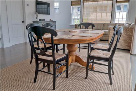 Oak Bluffs Martha's Vineyard vacation rental - Second floor dining room.