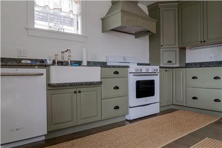 Oak Bluffs Martha's Vineyard vacation rental - Newly constructed pristine kitchen.