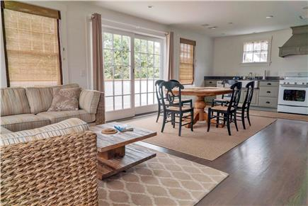 Oak Bluffs Martha's Vineyard vacation rental - Spacious second floor living room, dining room and kitchen.