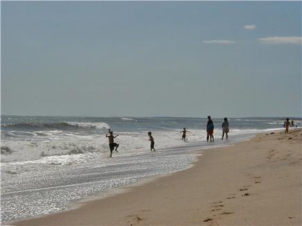 Katama - Edgartown Martha's Vineyard vacation rental - South beach just a short bike/bus ride away.