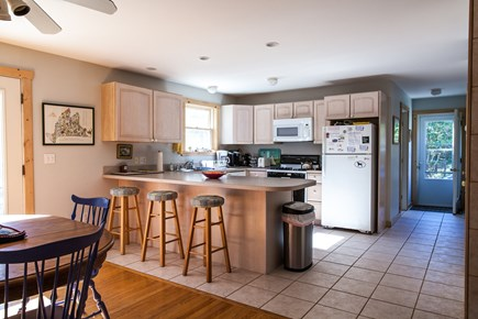 Edgartown Martha's Vineyard vacation rental - Dining - Kitchen