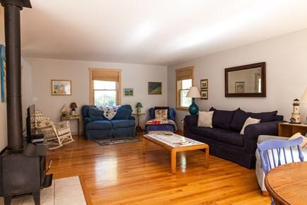 Edgartown Martha's Vineyard vacation rental - Living Room