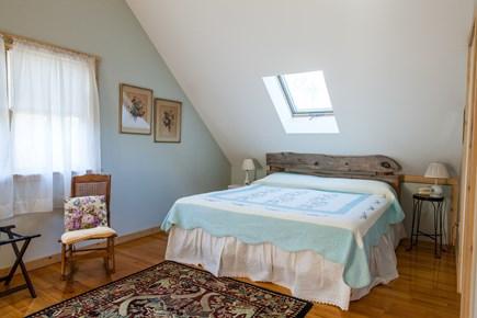 Edgartown Martha's Vineyard vacation rental - Master Bedroom (king bed)