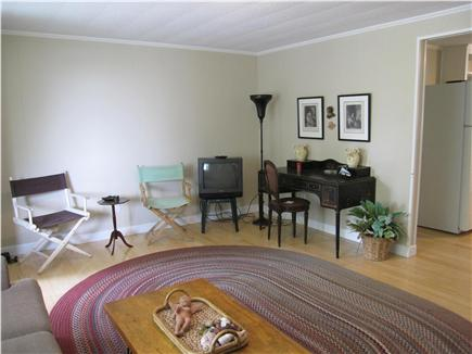 Vineyard Haven Martha's Vineyard vacation rental - Another view of the living room