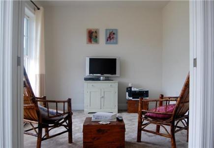 Oak Bluffs Martha's Vineyard vacation rental - Master Sitting Room