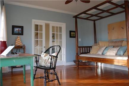 Oak Bluffs Martha's Vineyard vacation rental - The perfect hiding spot for reading and napping.