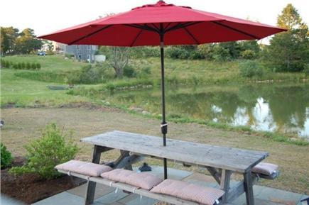 Oak Bluffs Martha's Vineyard vacation rental - Dine outside...