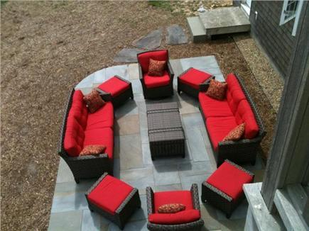 Oak Bluffs Martha's Vineyard vacation rental - Relax outside...