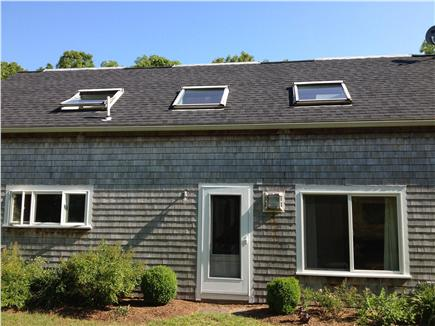 West Tisbury Martha's Vineyard vacation rental - Front of House