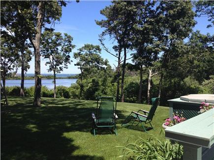 Oak Bluffs Martha's Vineyard vacation rental - Sprawling lawn with views