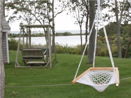 Oak Bluffs Martha's Vineyard vacation rental - Hammock swings with views